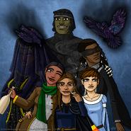 Woe book 5 by Gwennafran