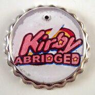 Kirby Abridged Silver Bottlecap