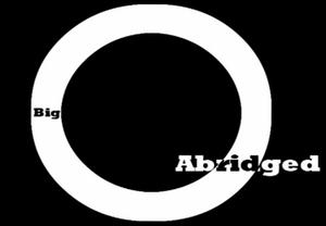Big O abridged title block