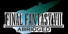 FF 7- Abridged Logo PNG copy
