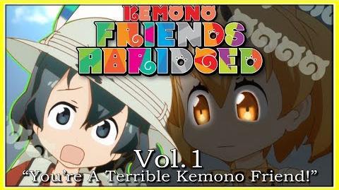 Kemono Friends Abridged - Episode 1