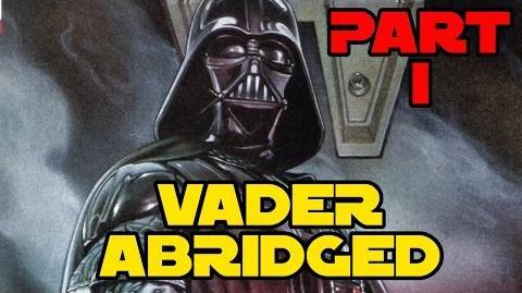 Darth Vader Abridged 1 – Comic Island TIBA Entry