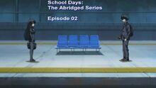 School Days TAS Episode 2 Thumbnail