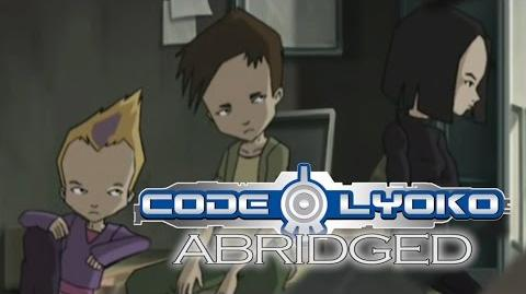 Code Lyoko Abridged Six-Shot