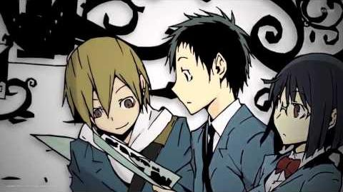 Durarara! (season 2 PV) TV-2 trailer