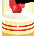 Kirby Abridged Cake 2