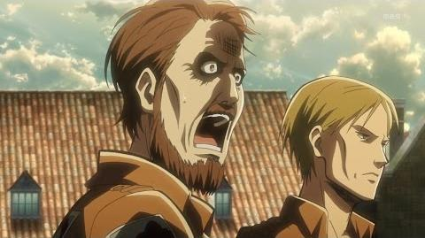 """EREN JAEGER, ARE YOU A POTATO?!"""
