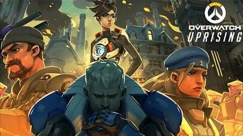 (Comic Dub) Overwatch-(Overwatch) Uprising