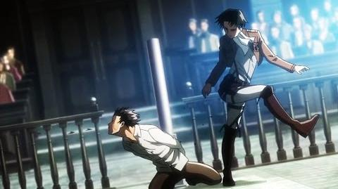 Epic Courtroom Beatdown - Eren Gets His Ass WHOOPED