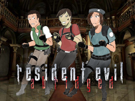 Resident Evil Abridged Thumbnail