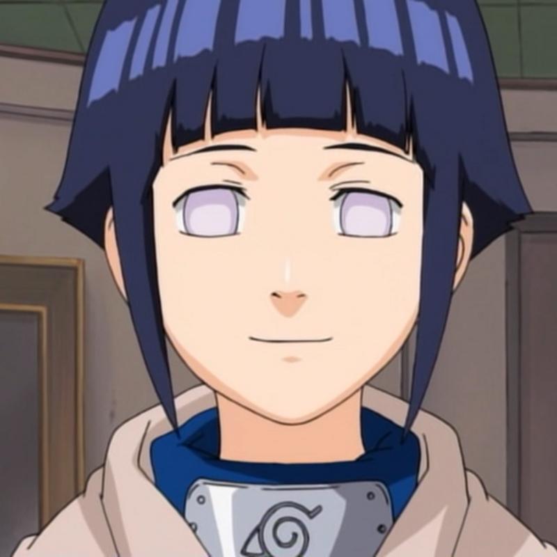 Hinata Hyuga Character Profile