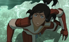 PVB Korra is an asshole