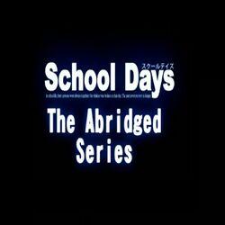 School Days TAS Logo