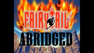 Fairy Tail Abridged Title Page