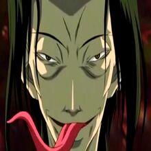 Samurai Deeper Kyo Sagas - Lizard King Character Profile Picture