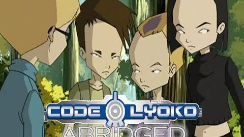 Code Lyoko Abridged Four-Shot