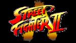 Street Fighter II A Logo