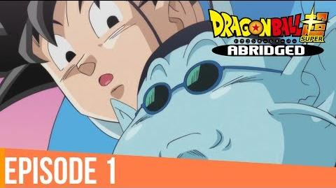 Dragonball Super Abridged Episode 1 Lusty Monkeys