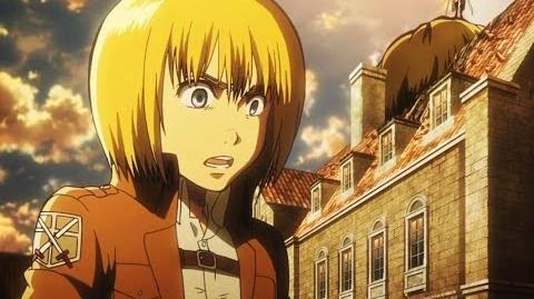 Armin Arlert Has Had Enough