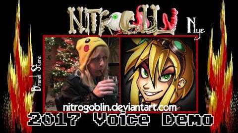 Nitrogoblin - Brandi Stone 2017 Voice Demo Reel