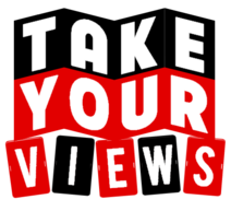 Take Your Views Logo