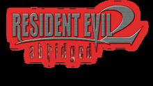 Resident Evil 2 Abridged Logo