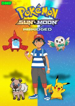 PokemonSunMoonAbridgedPoster