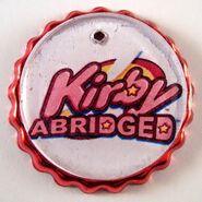 Kirby Abridged Red Bottlecap