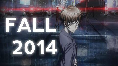 All Upcoming Fall Anime 2014 HD