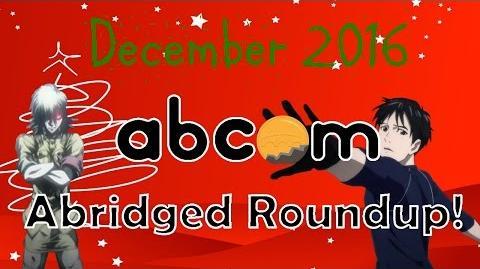 AbCom Abridged Roundup - December 2016
