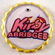 Kirby Abridged Yellow Bottlecap