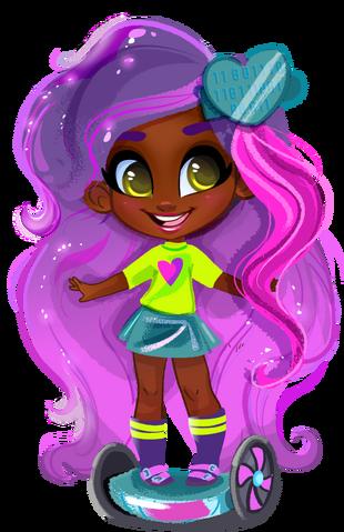 Cutie Kali Absolute Hairdorables Wiki Fandom