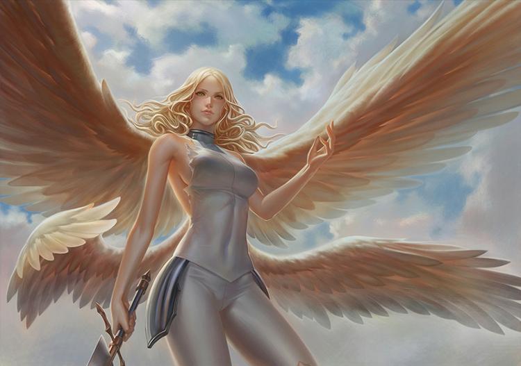Teresa-angel
