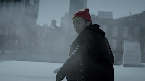 BIGBANG - BLUE M V