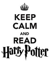 Keep calm harry potter