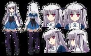 Julie Sigtuna Character Design