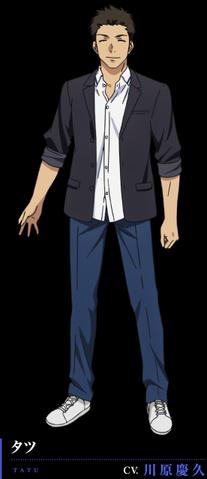 Файл:Tatsu Anime.png