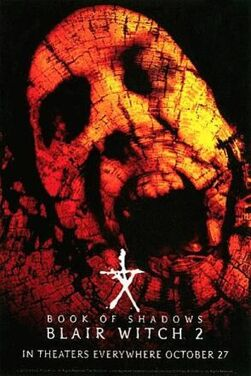 Book of shadows blair witch two poster