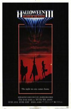 Halloween III - Season of the Witch poster