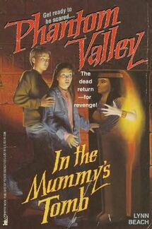 In the Mummy's Tomb cover