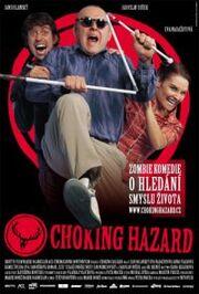 Choking Hazard poster