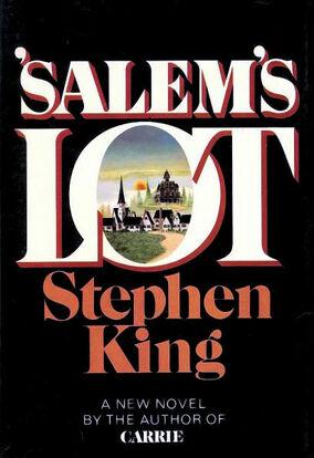 'Salem's Lot novel