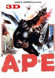 A.P.E poster