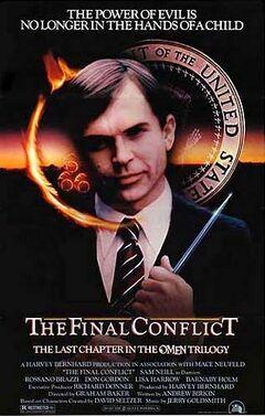 Omen III - The Final Conflict (1981) poster