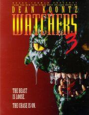 Watchers III poster