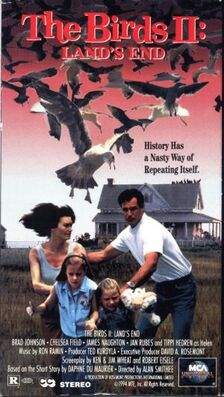 Poster of the movie The Birds II