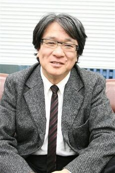 Hideyuki Kikuchi