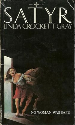 Satyr - Linda Crockett Gray