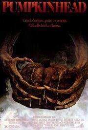 Pumpkinhead (1988) poster