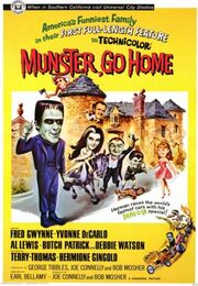 Munster, Go Home poster